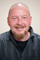 Dr Chris Bowden profile picture photograph