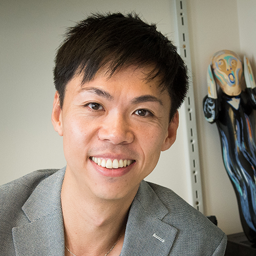 Dr Christian Yao profile-picture photograph
