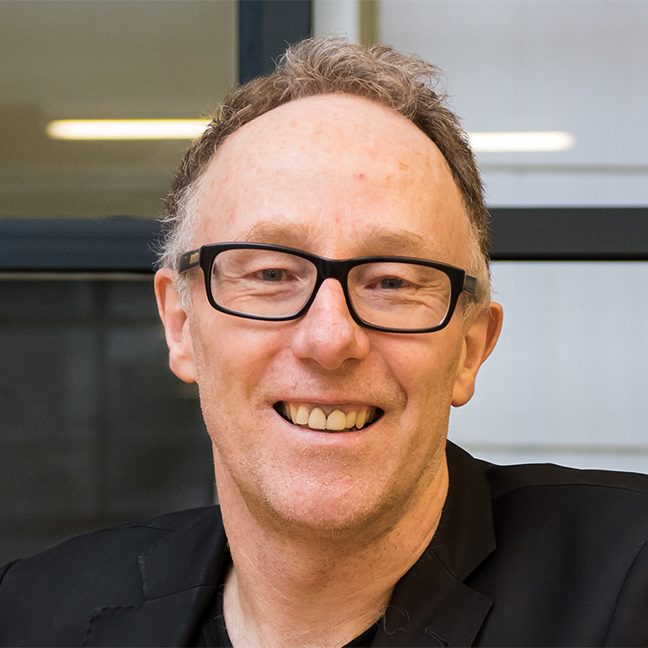 Prof Conal McCarthy profile picture