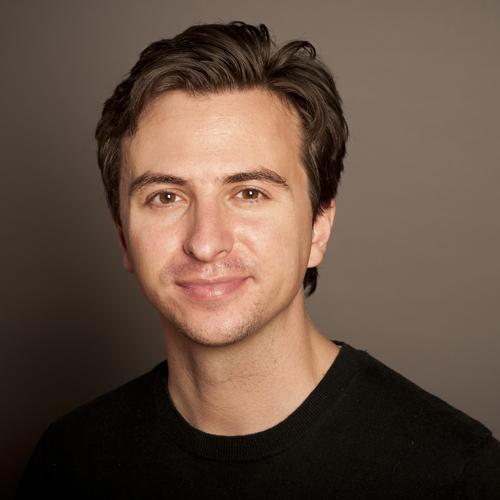 Dr David Cosper profile-picture photograph