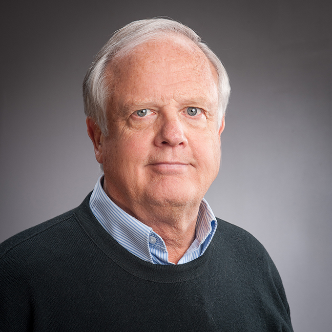 Dr David McKee profile-picture photograph