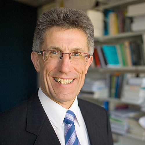 AProf David White profile-picture photograph