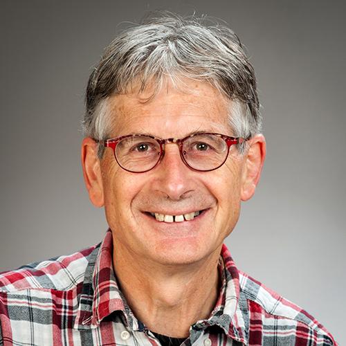 Dr Derek Wallace profile-picture photograph