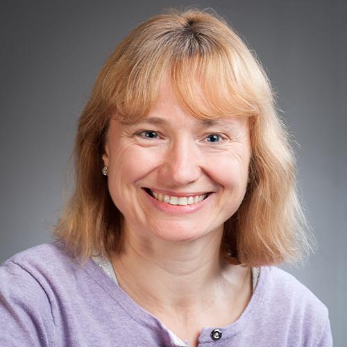Prof Elaine Dennison profile-picture photograph