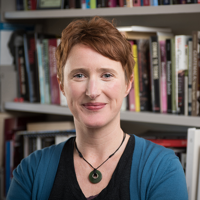 Prof Elizabeth Stanley profile-picture photograph