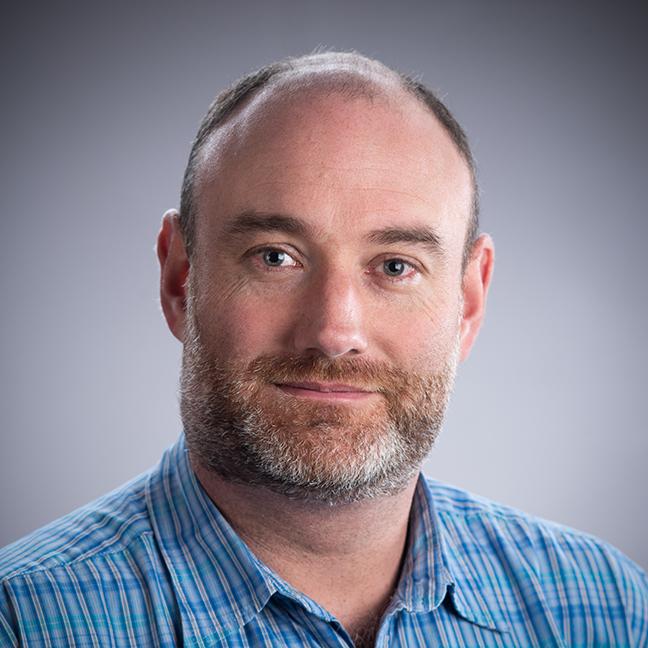 Eoin Davidson profile picture photograph