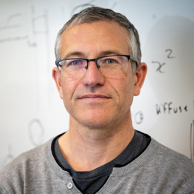Prof Eric Le Ru profile-picture photograph