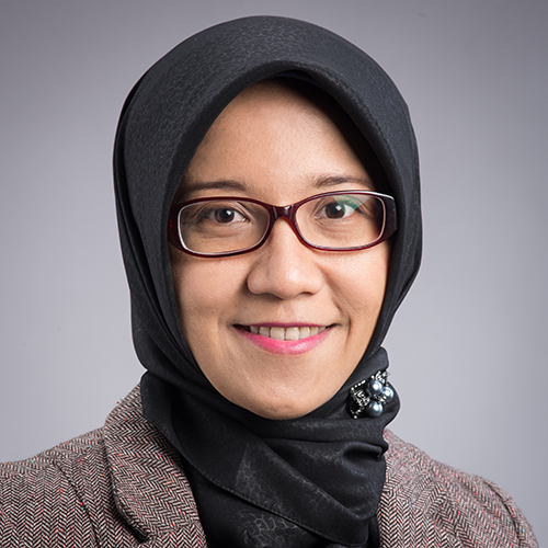 Dr Eva Nisa profile-picture photograph