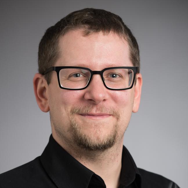 Dr Fabian Westermann profile-picture photograph