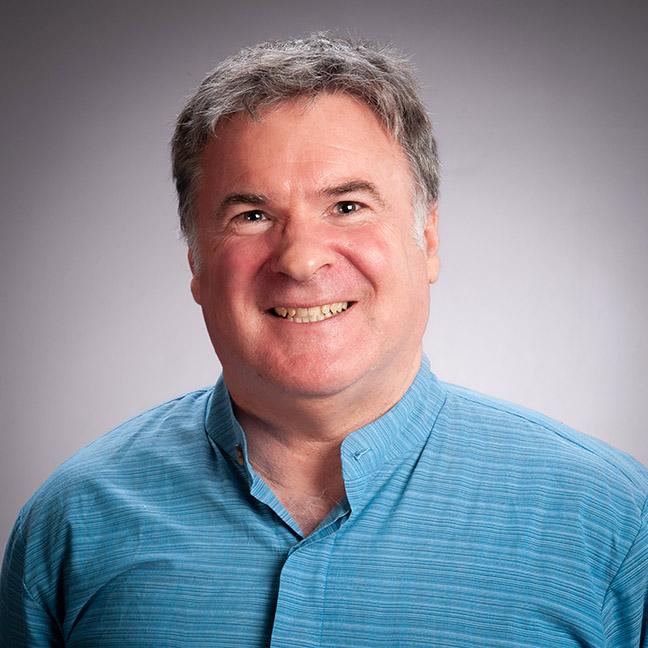 Dr Gavin Dunbar profile-picture photograph