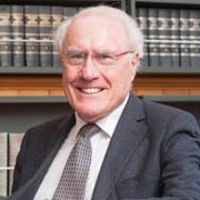 Sir Geoffrey Palmer profile-picture photograph