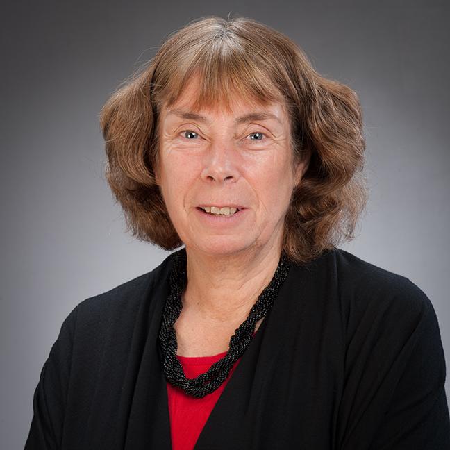 Dr Gillian Hubbard profile-picture photograph