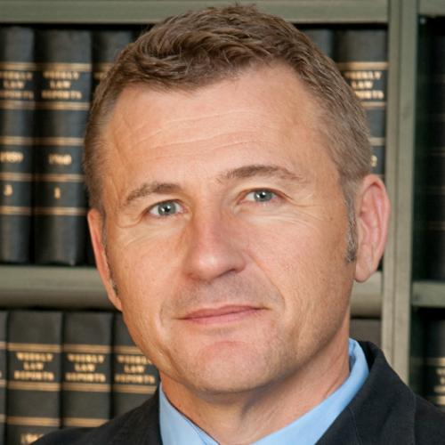 Prof Graeme Austin profile-picture photograph