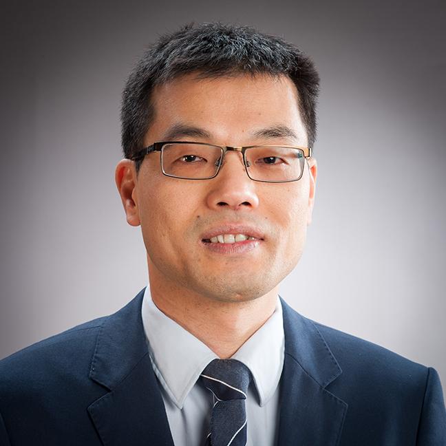 AProf Hai Lin profile-picture photograph