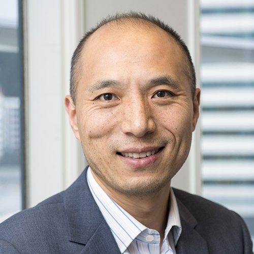 Dr Hongzhi Gao profile-picture photograph