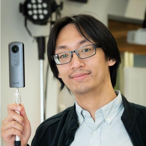Ian Loh profile picture photograph