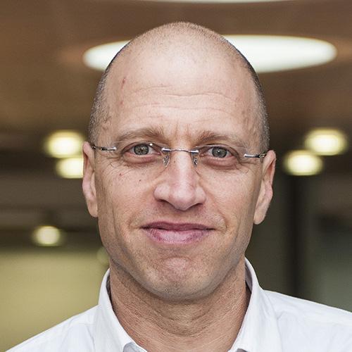 Prof Ilan Noy profile-picture photograph