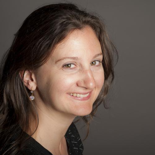 Dr Inge van Rij profile-picture photograph