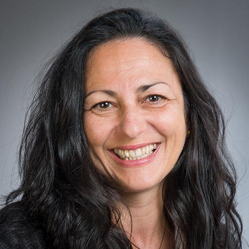 Irina Elgort profile picture photograph