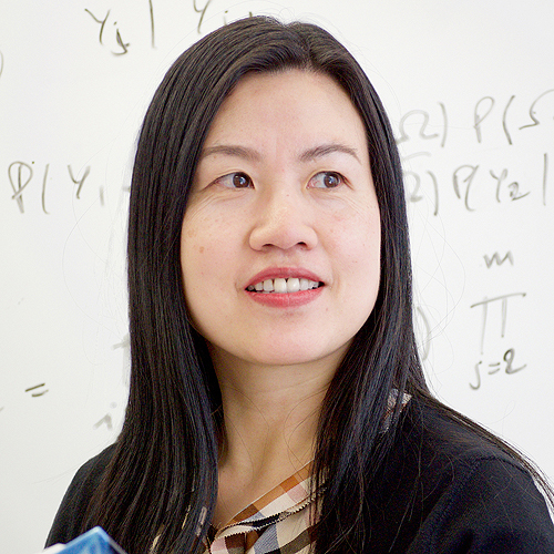 AProf Ivy (I-Ming) Liu profile-picture photograph