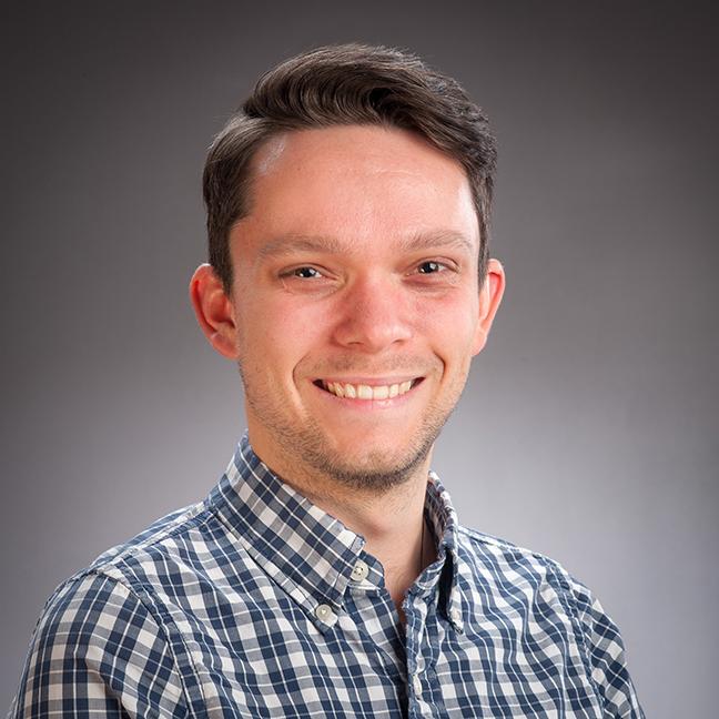 James Rossington profile picture photograph