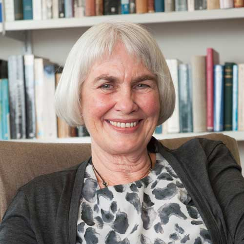 Prof Jane Stafford profile-picture photograph