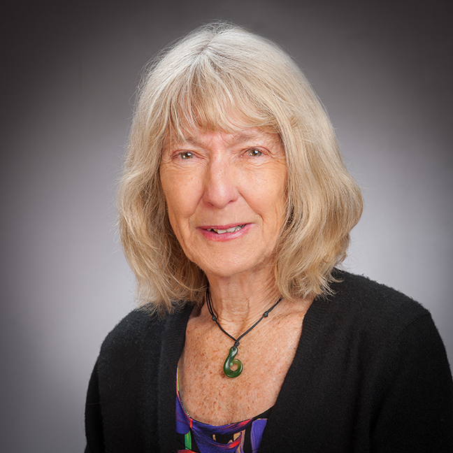 Prof Janet Holmes profile-picture photograph