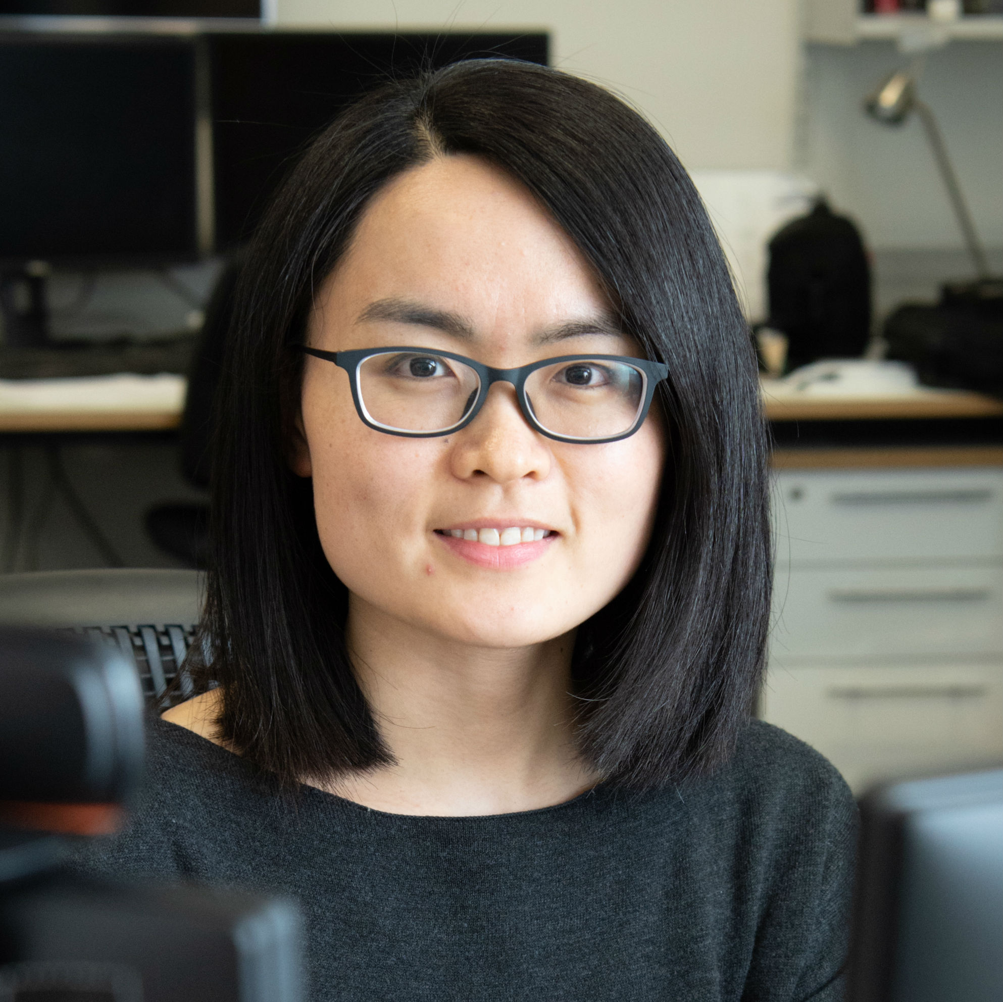 Dr Jennifer Zhao profile-picture photograph