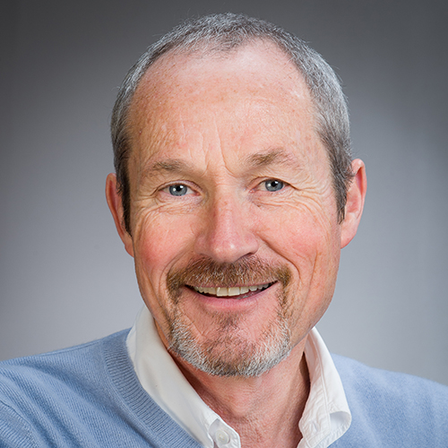 Prof John Macalister profile-picture photograph