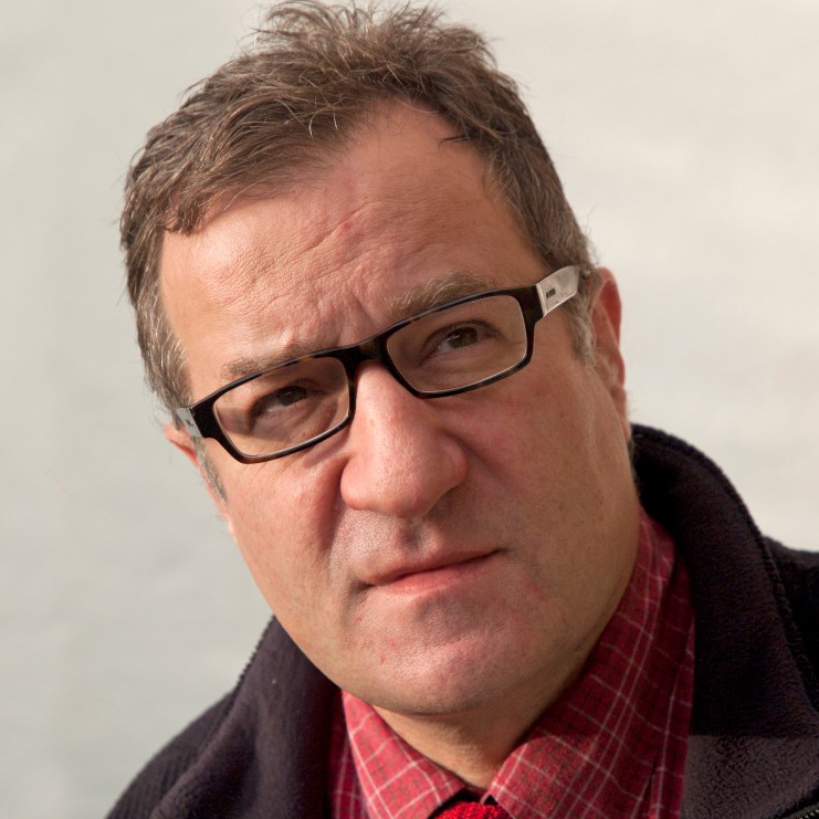 Prof Jon Fraenkel profile-picture photograph