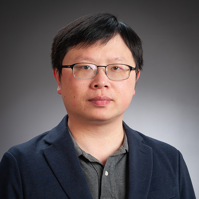 Dr Kai Chen profile-picture photograph