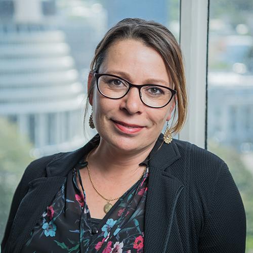 Prof Karin Lasthuizen profile-picture photograph