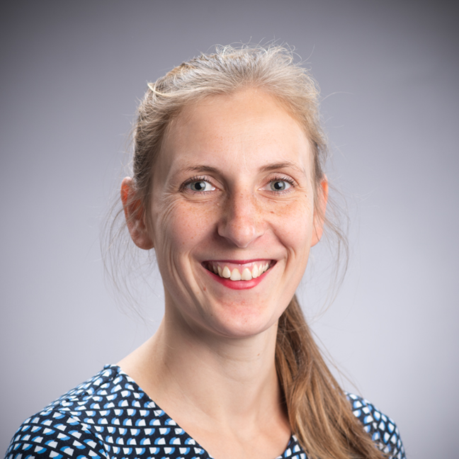 Dr Katharina Robichon profile-picture photograph