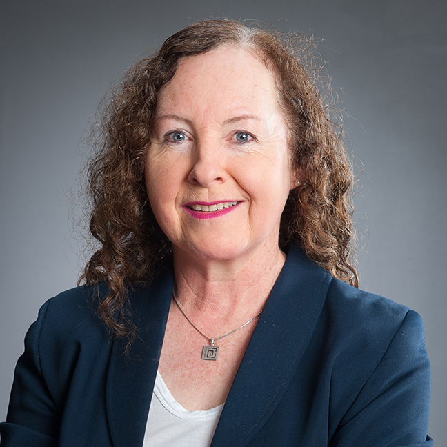 Dr Katherine Quigley profile-picture photograph