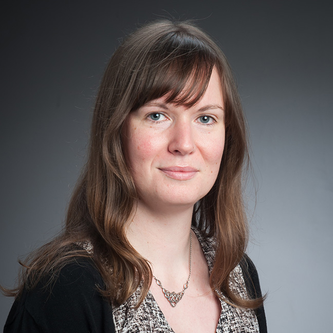 Dr Katherine Robins profile-picture photograph