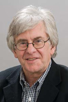 Prof Ken Stevens profile-picture photograph