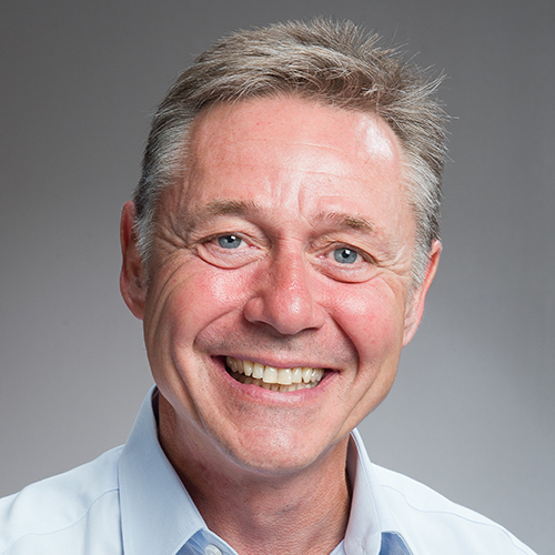 Prof Kevin Gould profile-picture photograph