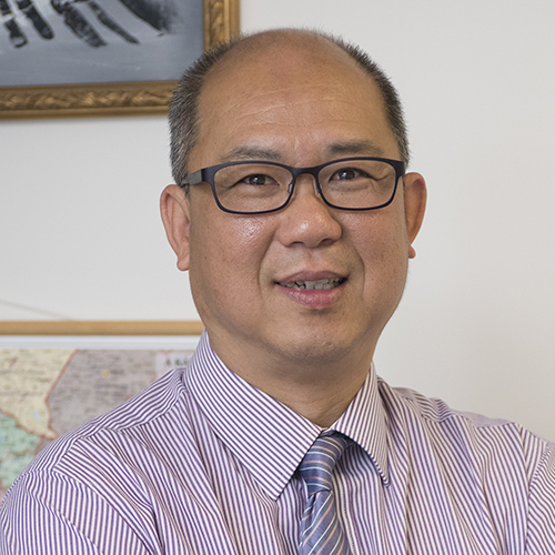 Prof Kim Fam profile-picture photograph