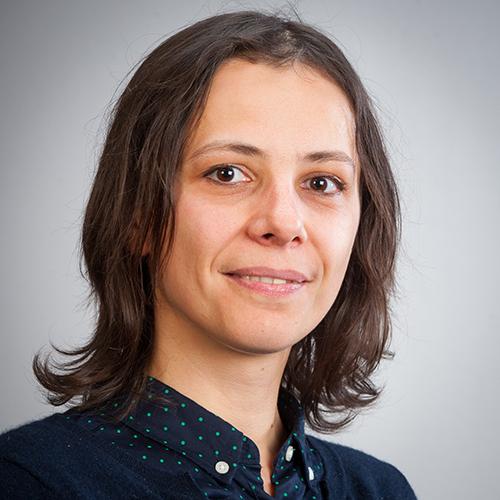 Dr. Laura Dumitrescu profile-picture photograph