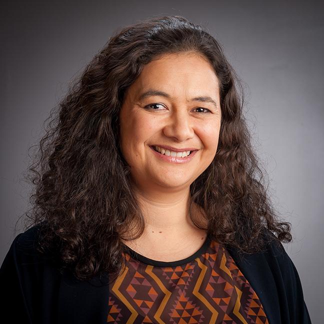 Lisa Te Morenga profile picture photograph