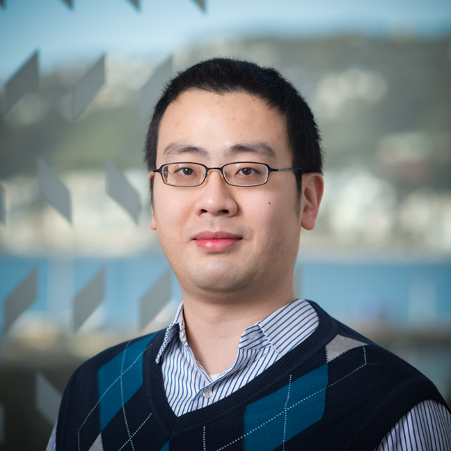 Dr Yu-Wei Luke Chu profile-picture photograph