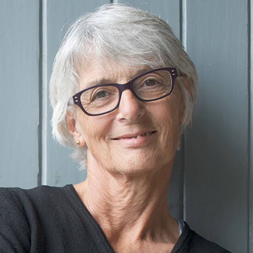 Prof Lydia Wevers profile-picture photograph