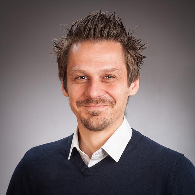 Dr Markus Luczak-Roesch profile-picture photograph