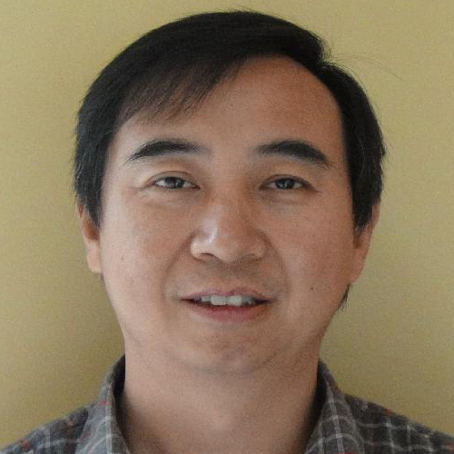 Prof Mengjie Zhang profile-picture photograph