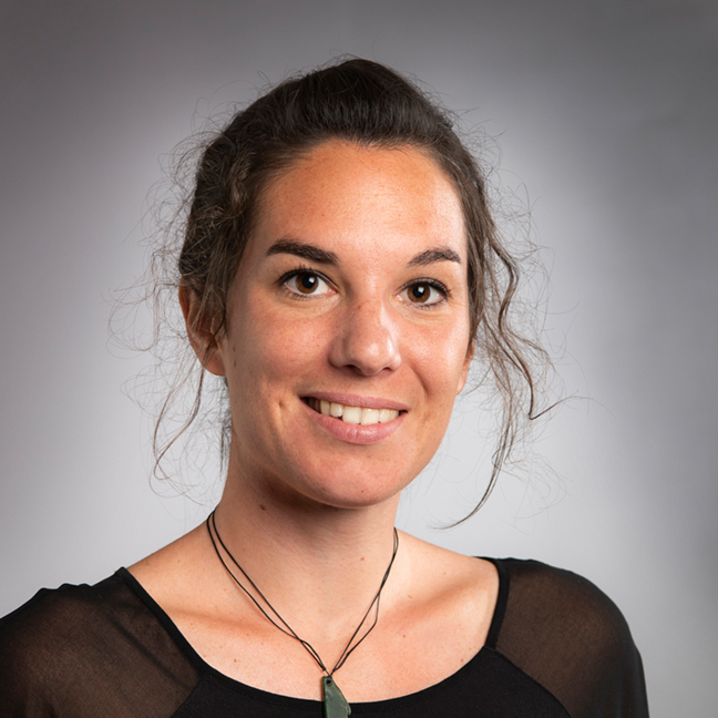 Dr Mirjam Schindler profile-picture photograph