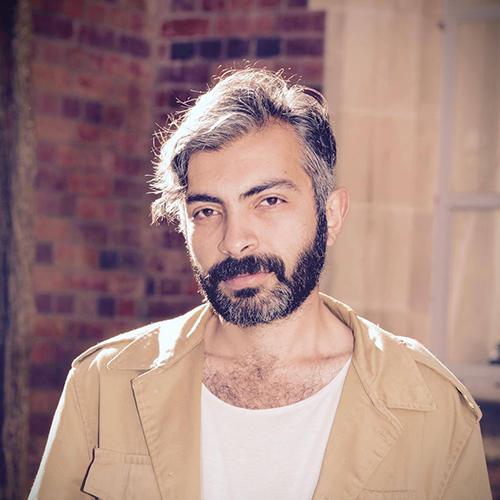 Dr Mo Zareei profile-picture photograph