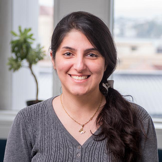Dr Nazila Alinaghi profile-picture photograph