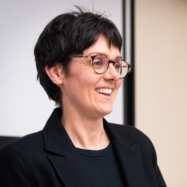 Dr Nicole Moreham