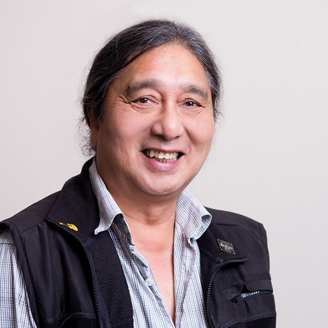 Norman Avelino profile-picture photograph