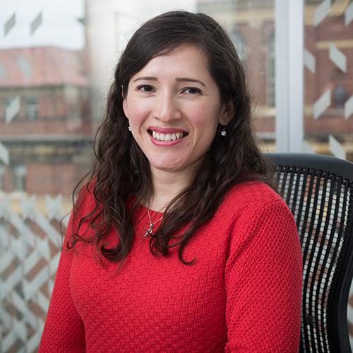 Patricia Huambachano profile picture photograph